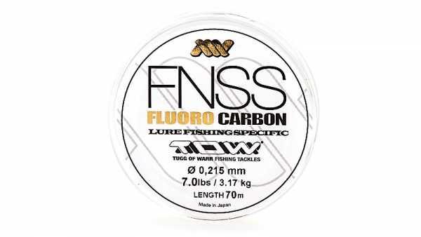 70 m T.O.W. FNSS Fluorocarbon Vorfach