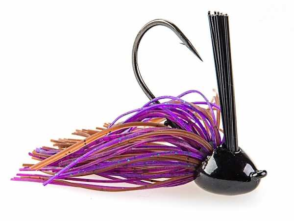 Compact Jigg Heavy Wire - Brownbug - BLACK FLAGG