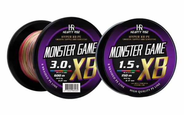 Hearty Rise Monster Game X8